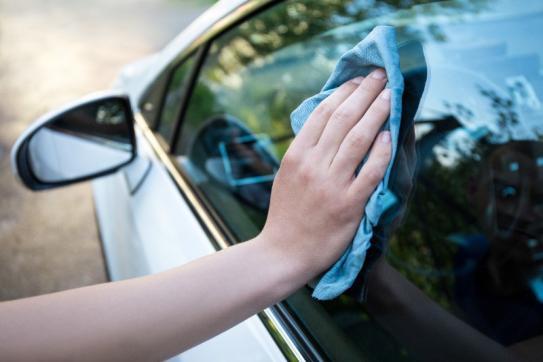 Lavage voiture extérieur