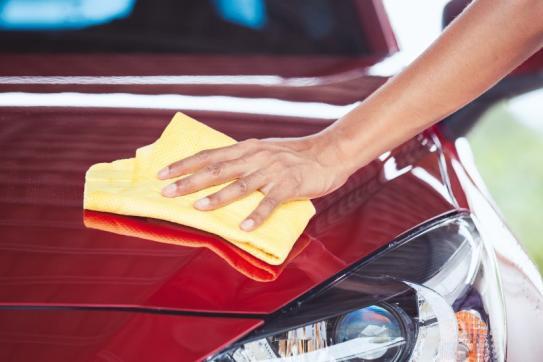 Lavage auto à domicile
